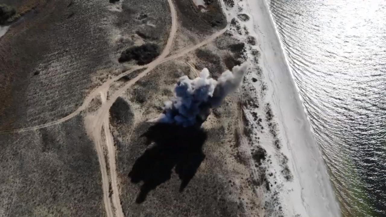 Николаевские спасатели показали, как ликвидировали взрывоопасные предметы, фото-4