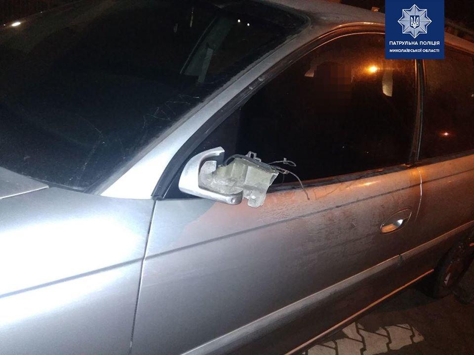 Николаевские патрульные поймали нетрезвого водителя без документов, - ФОТО, фото-3