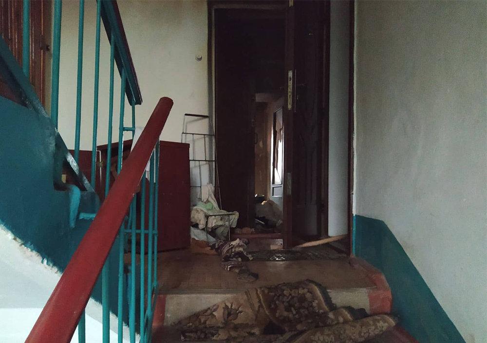 В Николаеве горела квартира - удалось спасти троих людей, - ФОТО, фото-2