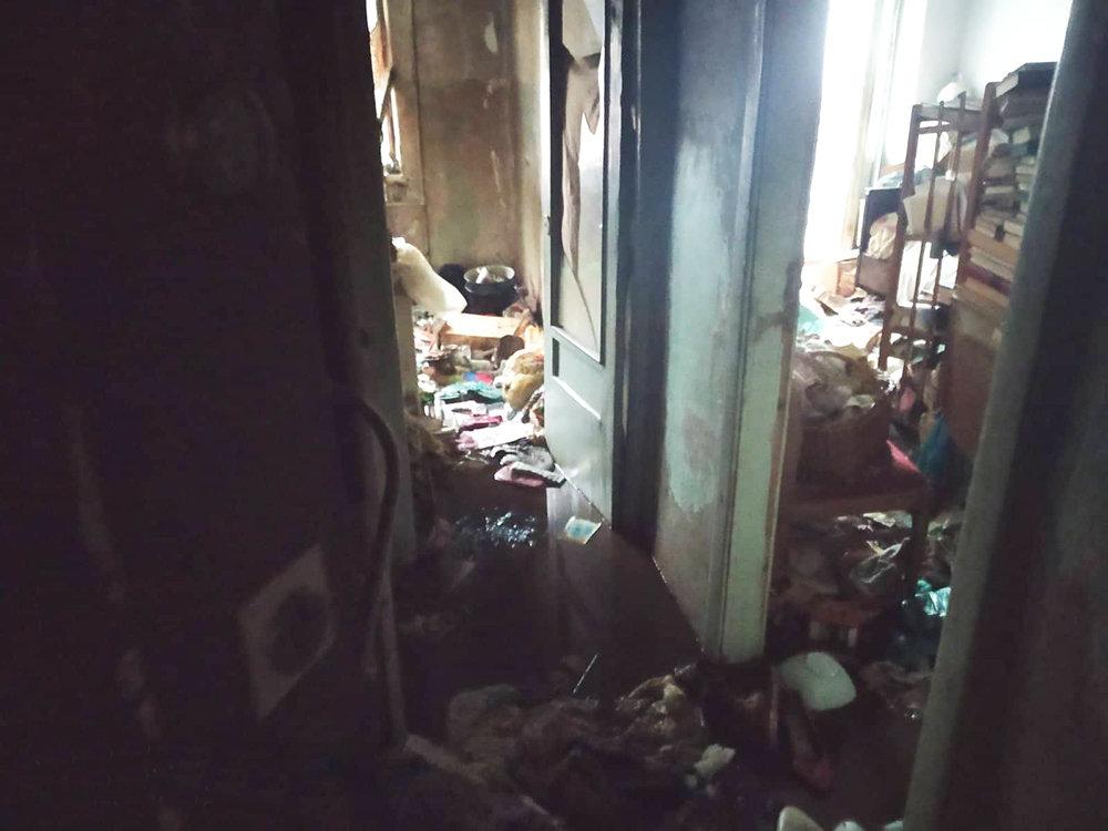В Николаеве горела квартира - удалось спасти троих людей, - ФОТО, фото-3