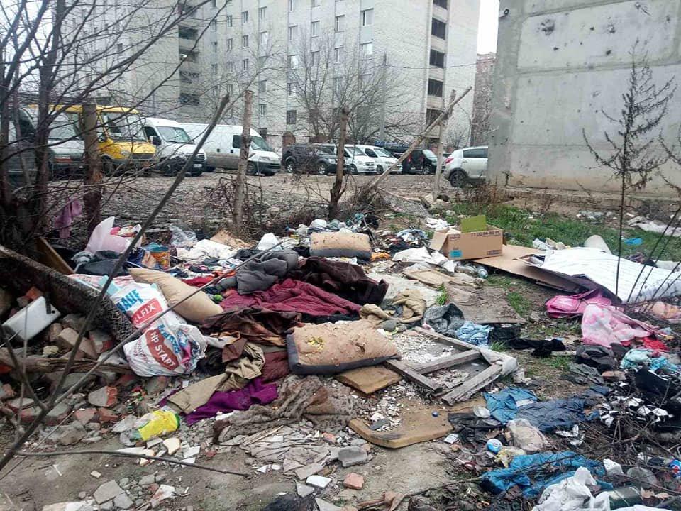 В Николаеве жалуются на свалку в недострое на 3-й Слободской, - ФОТО, фото-2