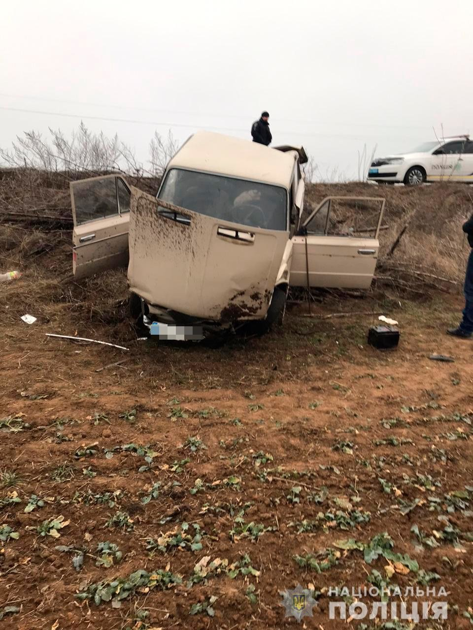 На Николаевщине за сутки в одном районе в авариях пострадало три человека, - ФОТО, фото-3