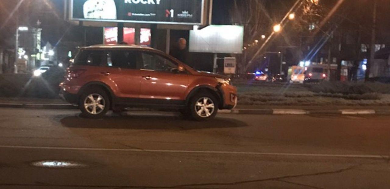 "В Николаеве фура столкнулась с ""Suzuki"", - ФОТО, фото-1"