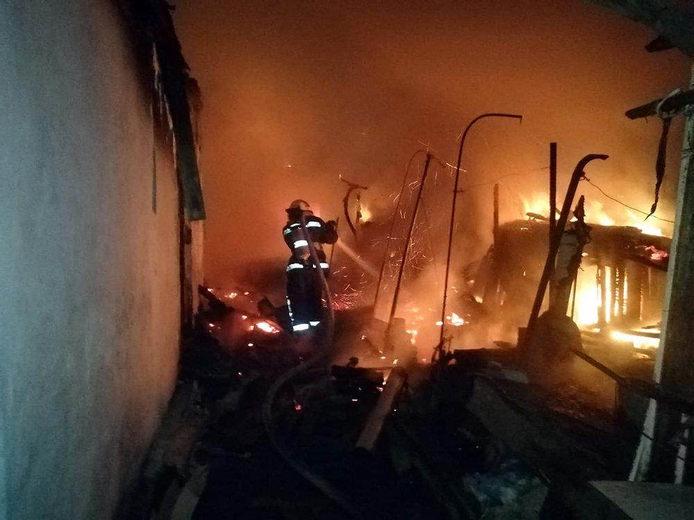 В Николаеве в пожаре нашли тело пенсионерки, - ФОТО, фото-1