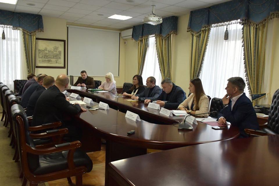 """В ОГА обсудили передачу спорткомплекса """"Заря"""" в коммунальную собственность Николаева, фото-5"""