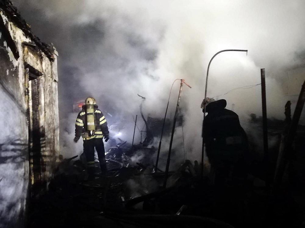 В Николаеве в пожаре нашли тело пенсионерки, - ФОТО, фото-5