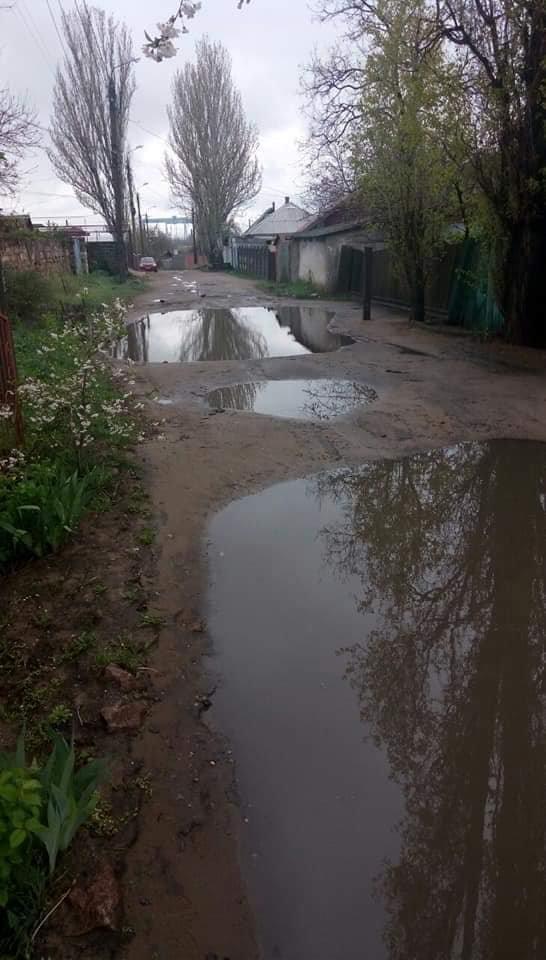 В Николаеве отремонтировали дорогу в одном из самых отдаленных микрорайонов, - ФОТО, фото-4