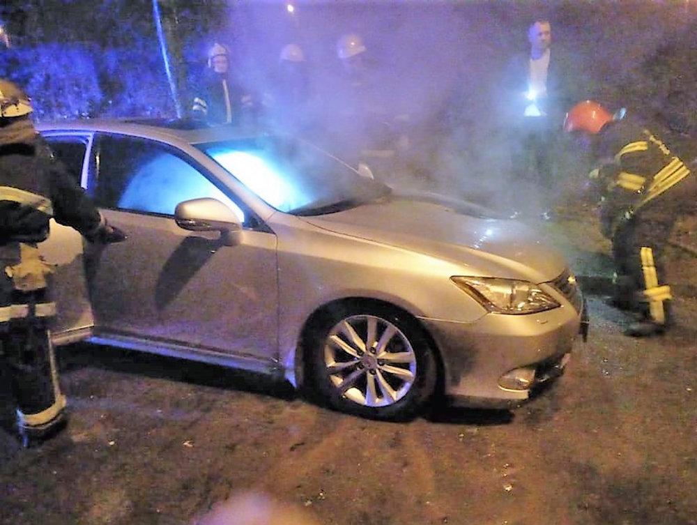 В Николаеве горел автомобиль, - ФОТО, фото-3