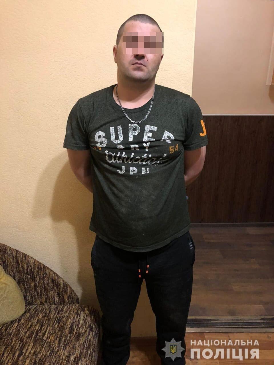 На Николаевщине мужчина в день освобождения из колонии угнал внедорожник, фото-2