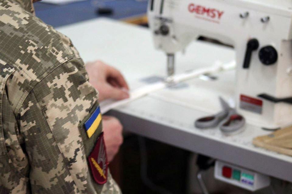Николаевские десантники показали, как противостоят коронавирусу, - ФОТО, фото-6