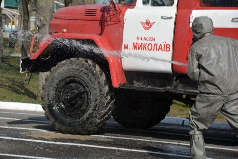 Николаевские десантники показали, как противостоят коронавирусу, - ФОТО, фото-1