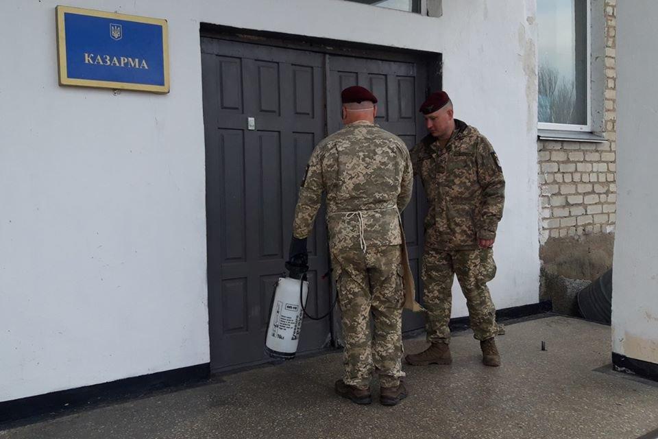 Николаевские десантники показали, как противостоят коронавирусу, - ФОТО, фото-3