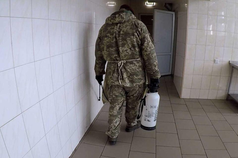 Николаевские десантники показали, как противостоят коронавирусу, - ФОТО, фото-4