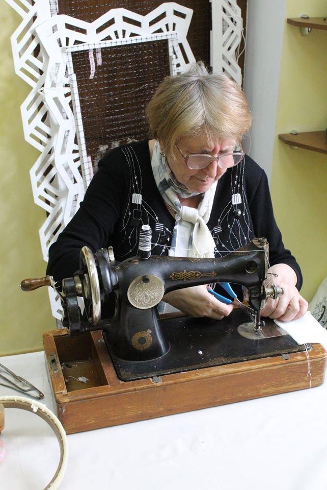 Коллекция николаевского краеведческого музея пополнилась 119-летней швейной машинкой, фото-5