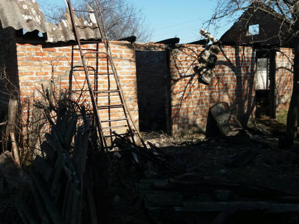 В Николаевской области за сутки семь раз загорался сухостой, - ФОТО, фото-1