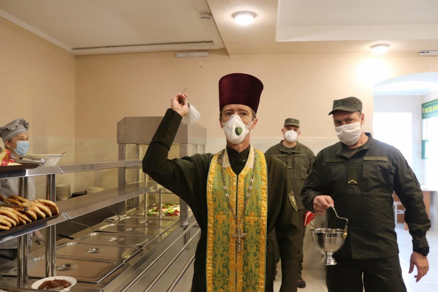 В николаевской части Нацгвардии открыли современную столовую, - ФОТО, фото-4