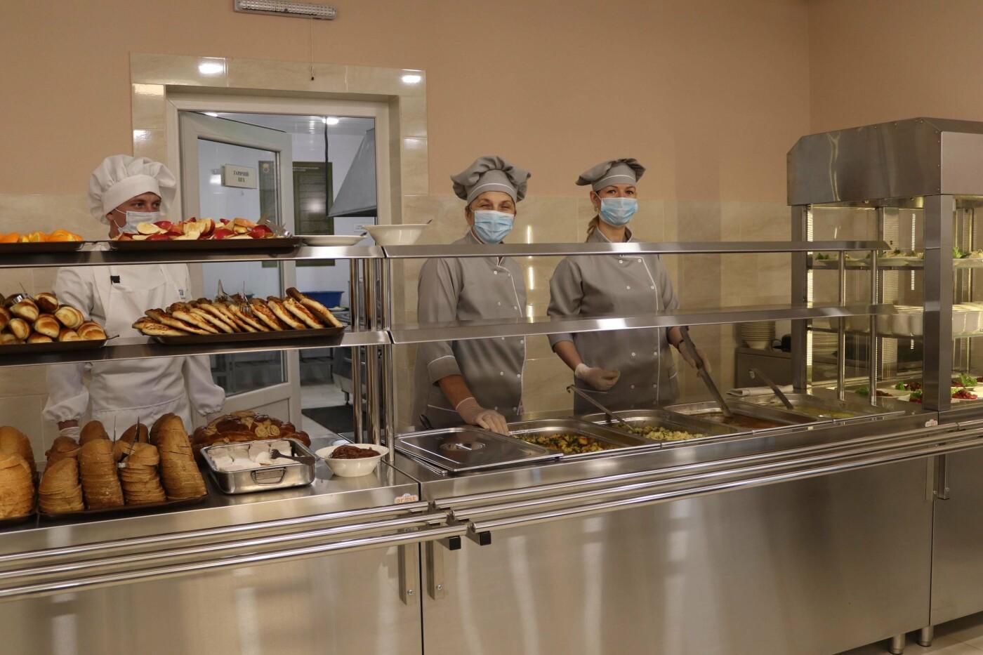В николаевской части Нацгвардии открыли современную столовую, - ФОТО, фото-6