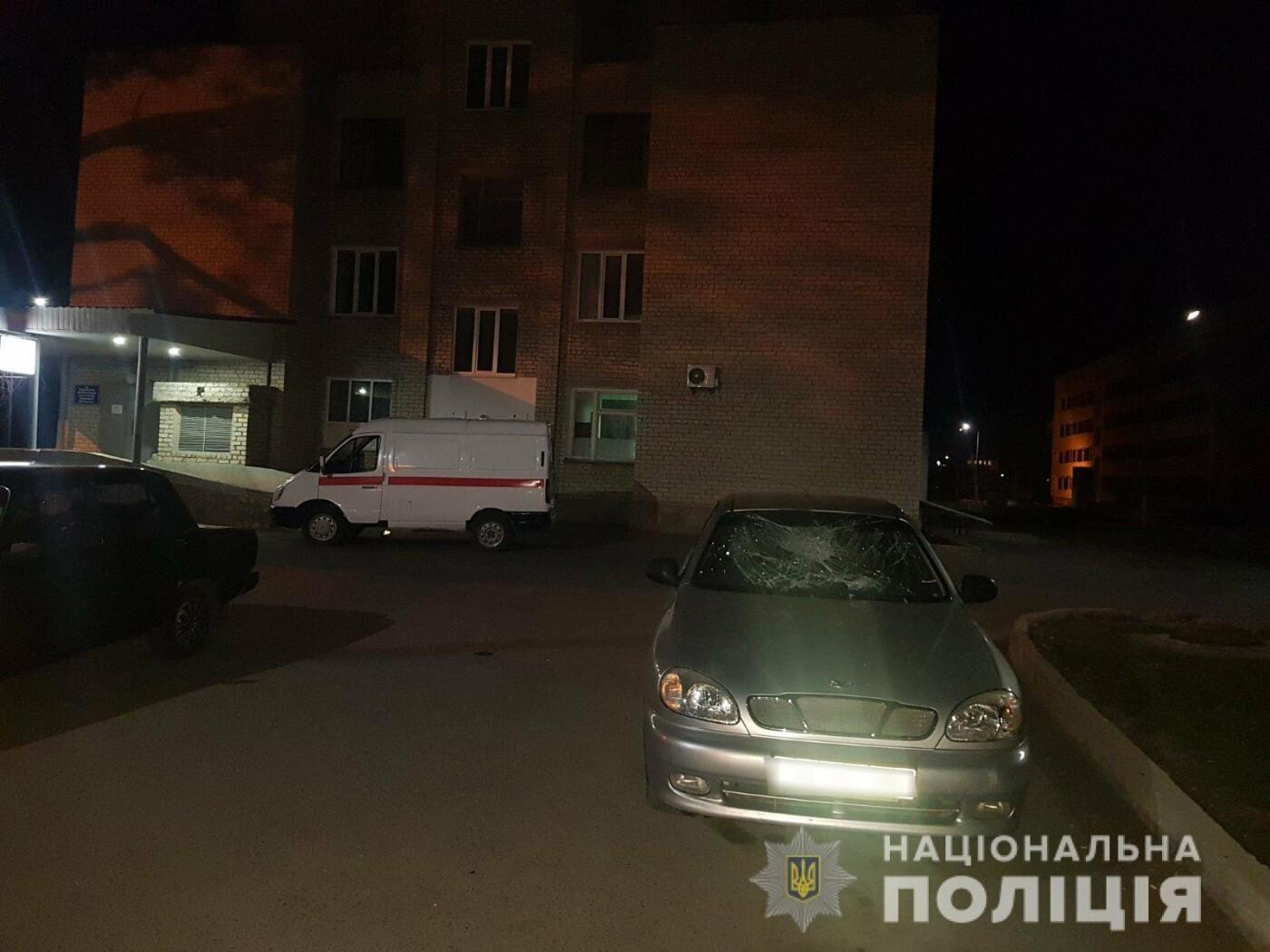 На Николаевщине вследствие ДТП умер мужчина: водитель утверждает, что тот прыгнул на капот, фото-2