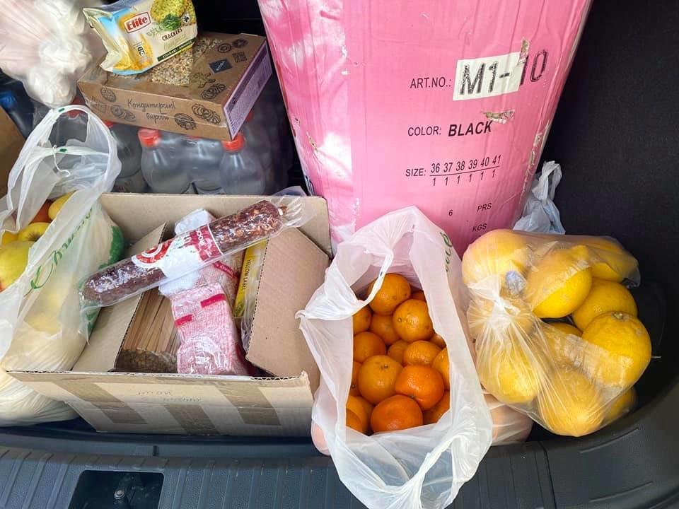 Медикам из Николаевщины, которые находятся на обсервации, помогают волонтеры, - ФОТО, фото-5