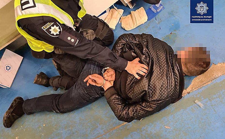 В Николаеве задержали нетрезвого мужчину без прав, - ФОТО, фото-1