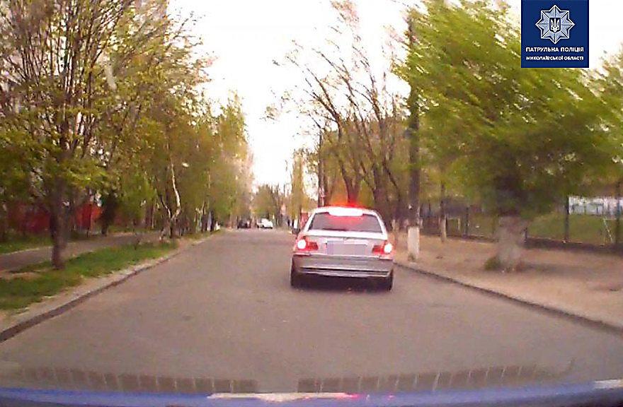 В Николаеве задержали нетрезвого мужчину без прав, - ФОТО, фото-2