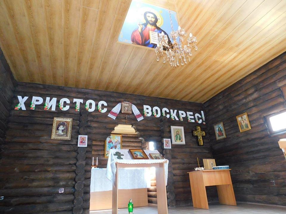В Николаеве к Пасхе завершили строительство храма, - ФОТО , фото-1
