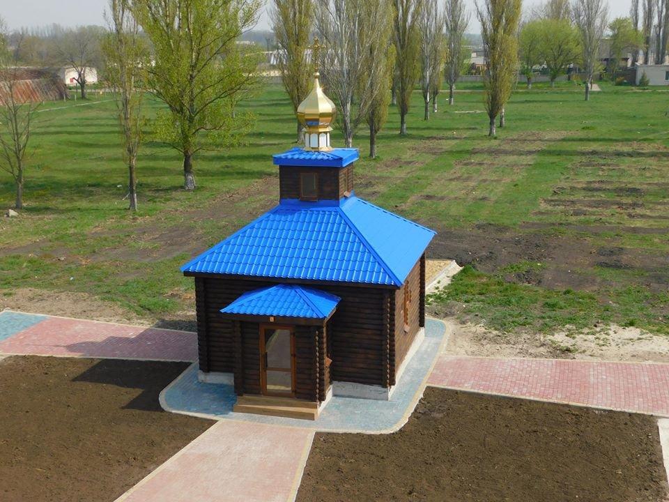 В Николаеве к Пасхе завершили строительство храма, - ФОТО , фото-2