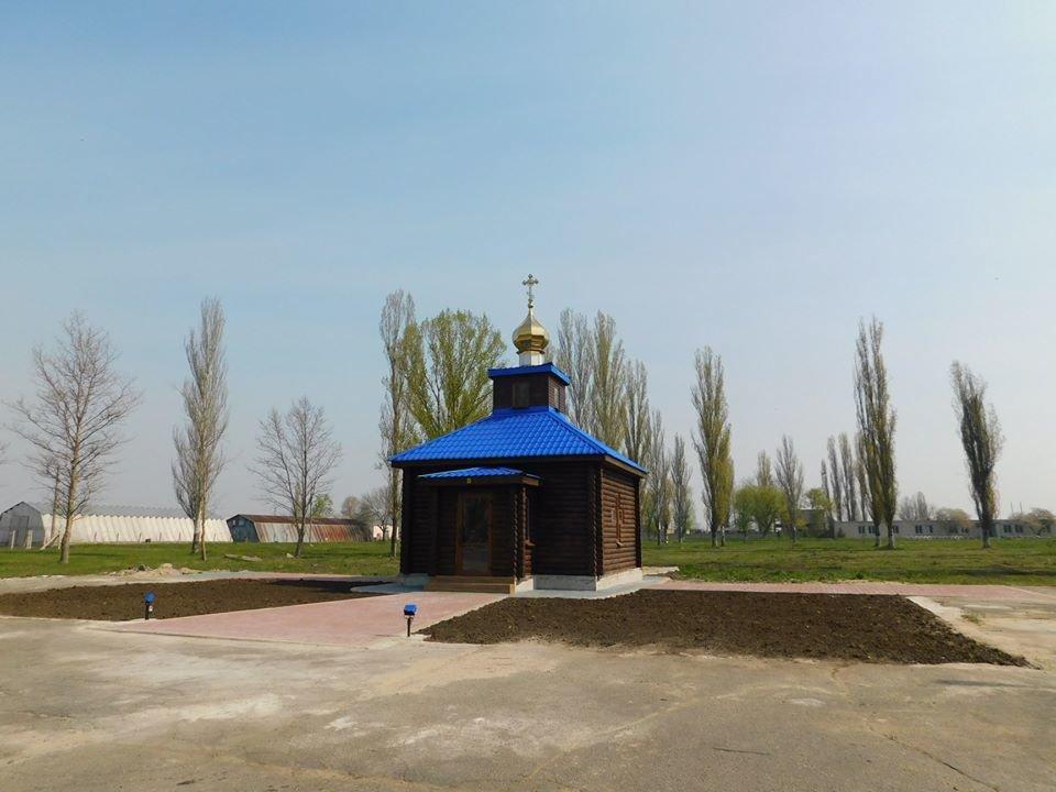 В Николаеве к Пасхе завершили строительство храма, - ФОТО , фото-3