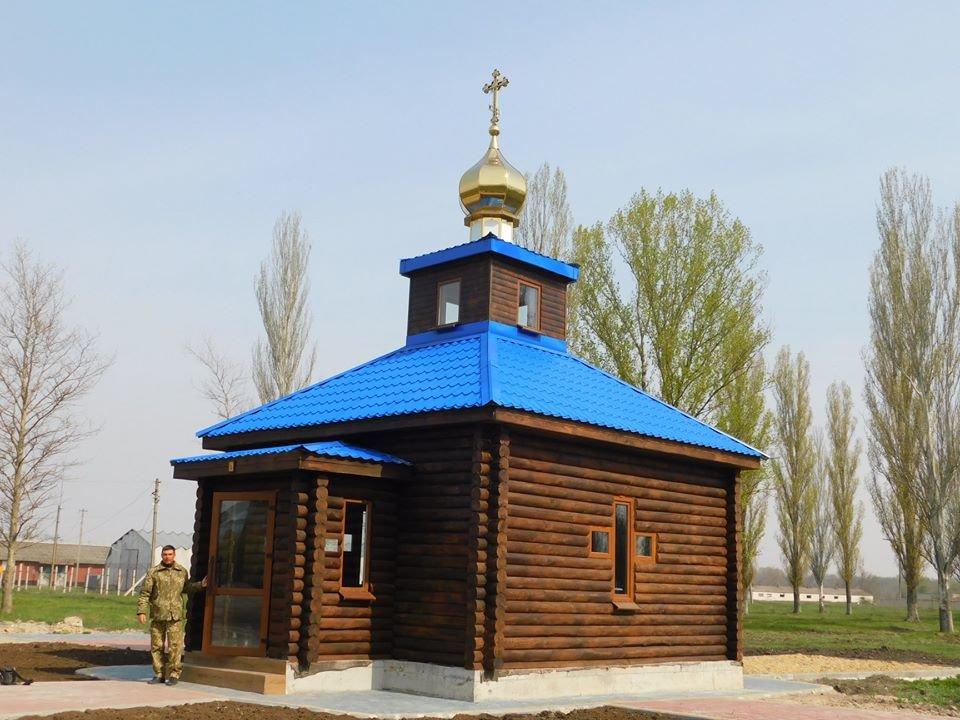 В Николаеве к Пасхе завершили строительство храма, - ФОТО , фото-4