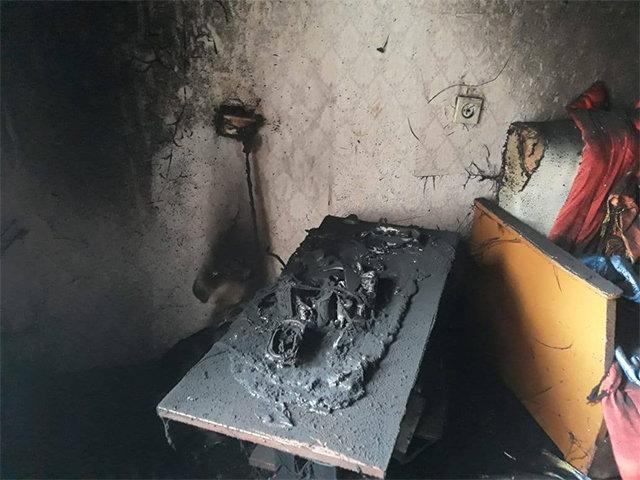 На Николаевщине загорелся дом: погиб хозяин, - ФОТО, фото-2