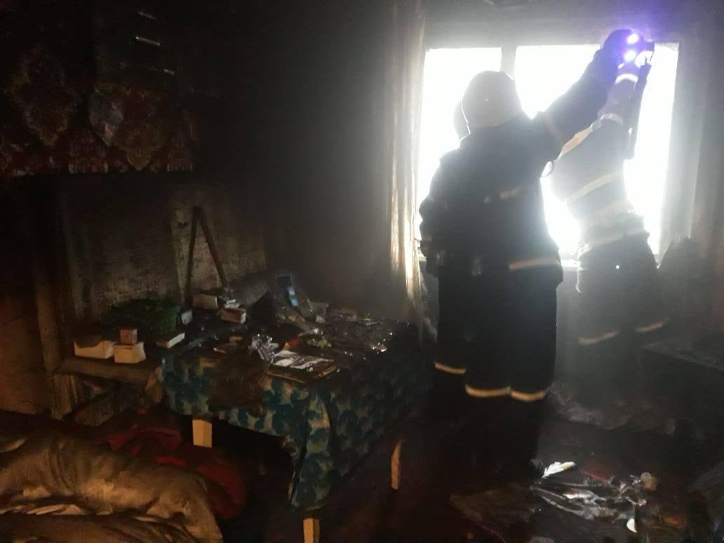 На Николаевщине загорелся дом: погиб хозяин, - ФОТО, фото-1
