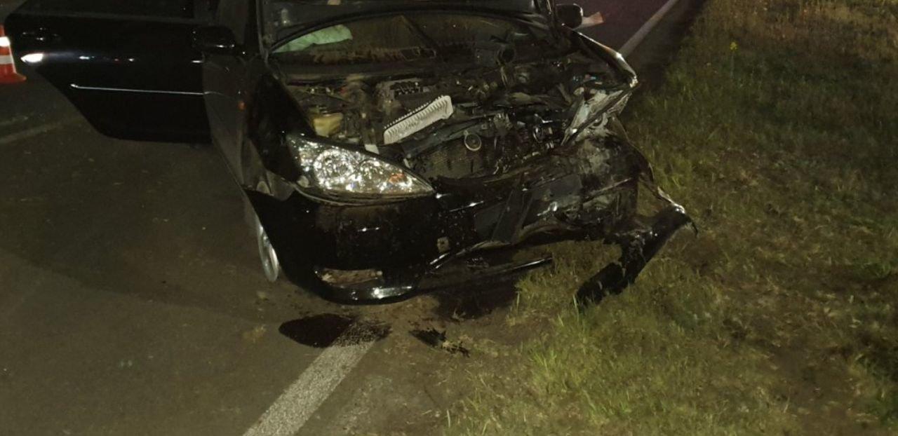 Под Николаевом столкнулись два авто: среди пострадавших беременная девушка, фото-3