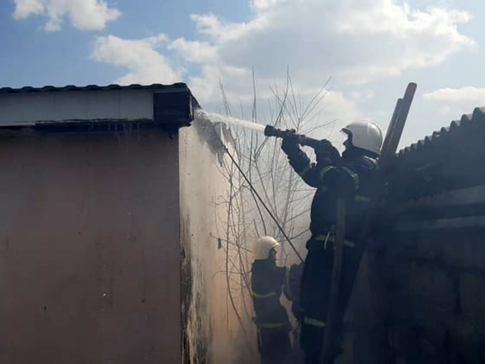 На Николаевщине трижды тушили пожары в жилом секторе, - ФОТО, фото-2
