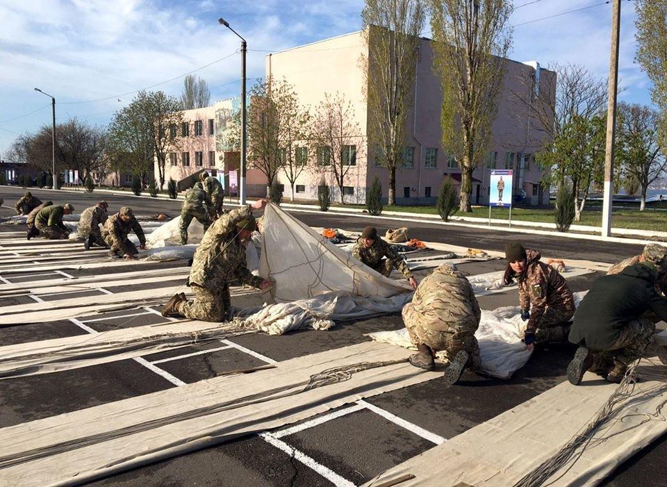 В николаевском учебном центре ВМС проходит курс морского пехотинца, - ФОТО, фото-1