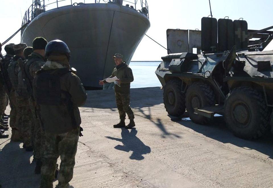 В николаевском учебном центре ВМС проходит курс морского пехотинца, - ФОТО, фото-2