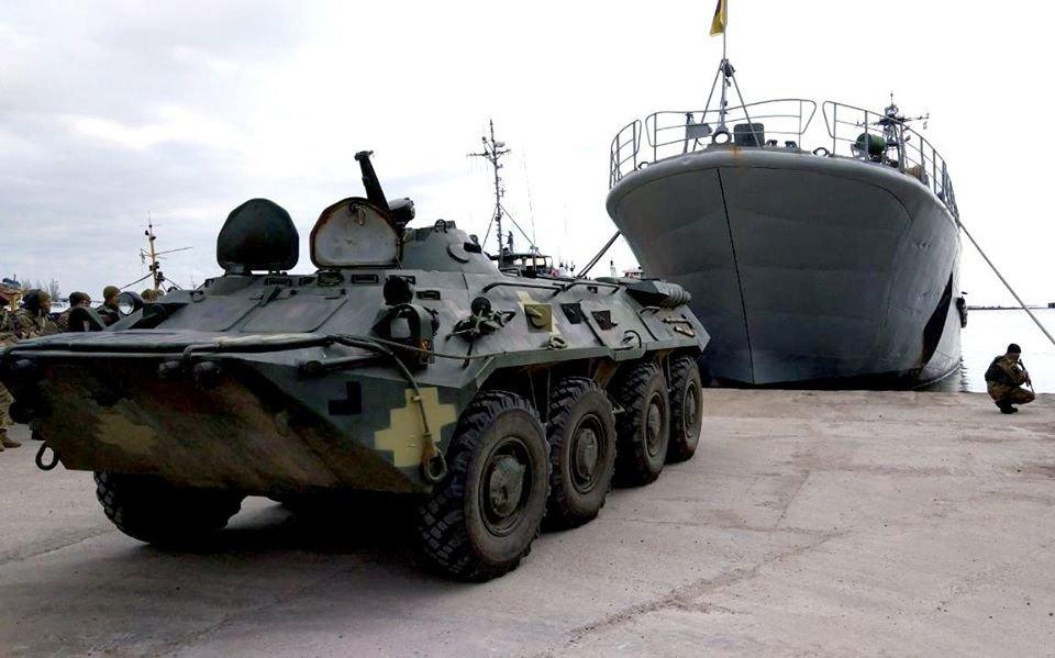 В николаевском учебном центре ВМС проходит курс морского пехотинца, - ФОТО, фото-6