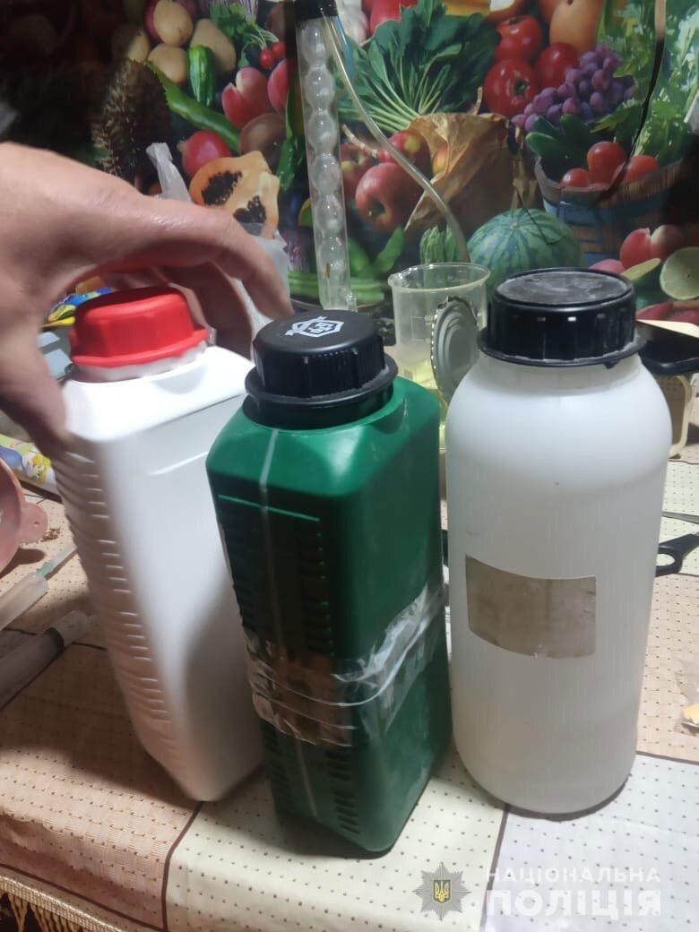 На Николаевщине 28-летний мужчина изготавливал амфетамин, - ФОТО, фото-2