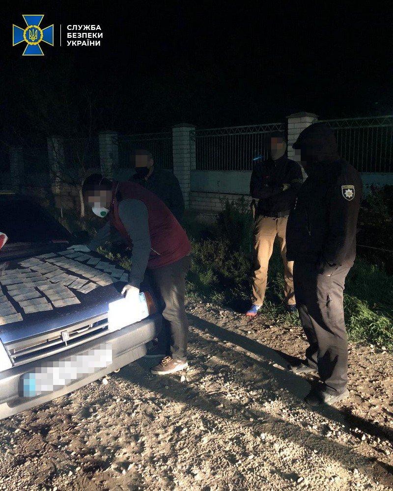 На Николаевщине СБУ разоблачила на взятке работников уголовного розыска Нацполиции, фото-1
