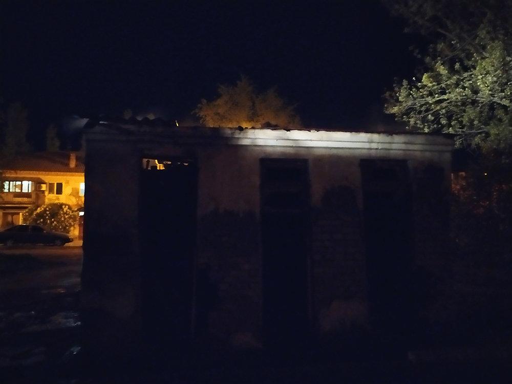 За минувшие сутки пожарные Николаевщины ликвидировали два пожара в частном секторе, фото-1