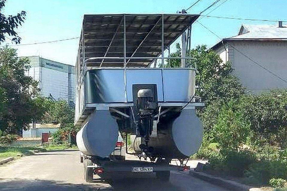 Речной трамвайчик на солнечных батареях будет ходить по рекам Николаева, - ФОТО, фото-6