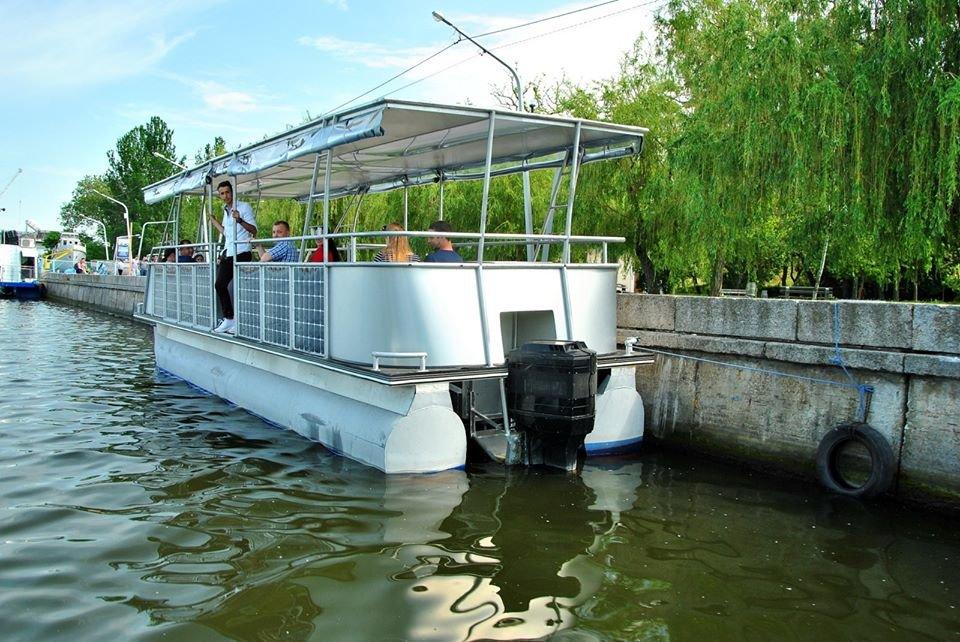 Речной трамвайчик на солнечных батареях будет ходить по рекам Николаева, - ФОТО, фото-2