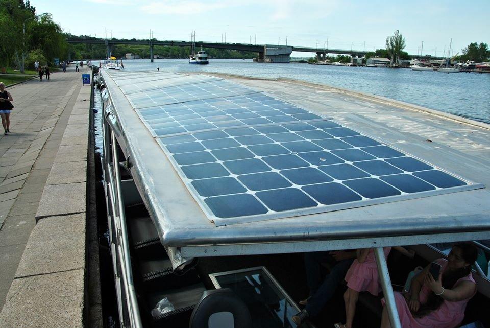 Речной трамвайчик на солнечных батареях будет ходить по рекам Николаева, - ФОТО, фото-4