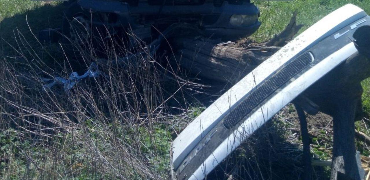 На въезде в Николаев грузовик влетел в припаркованную легковушку, - ФОТО, фото-7