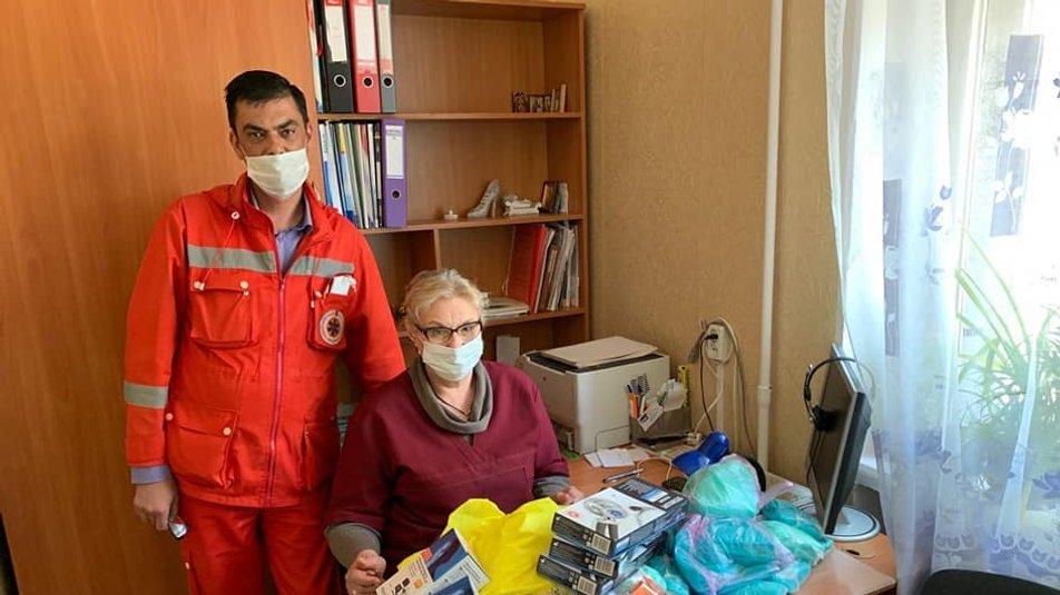 """На Николаевщине волонтеры присоединились к инициативе """"Поддержи медика"""", - ФОТО, фото-1"""