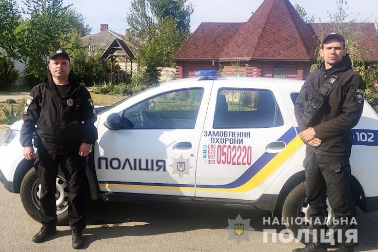 В Николаеве полицейские охраны задержали вора на месте преступления, фото-1