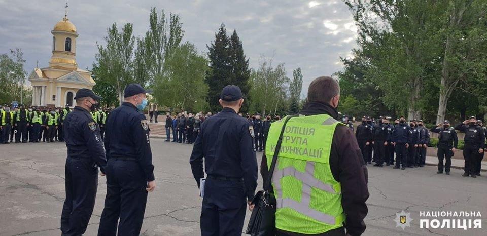 Николаевские полицейские в праздничные дни работают в усиленном режиме, - ФОТО, фото-3