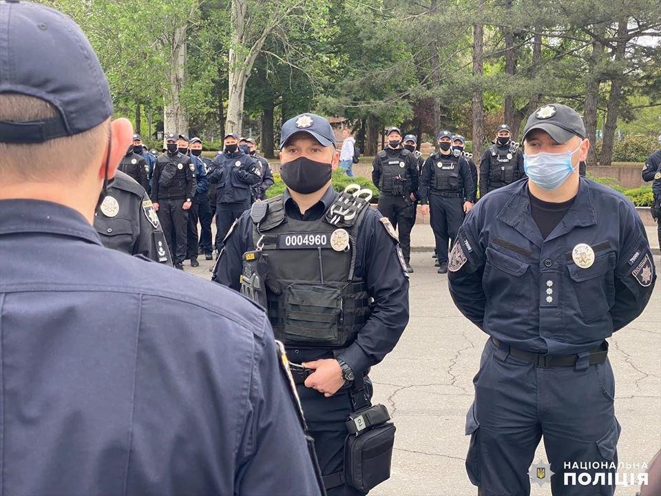 Николаевские полицейские в праздничные дни работают в усиленном режиме, - ФОТО, фото-7