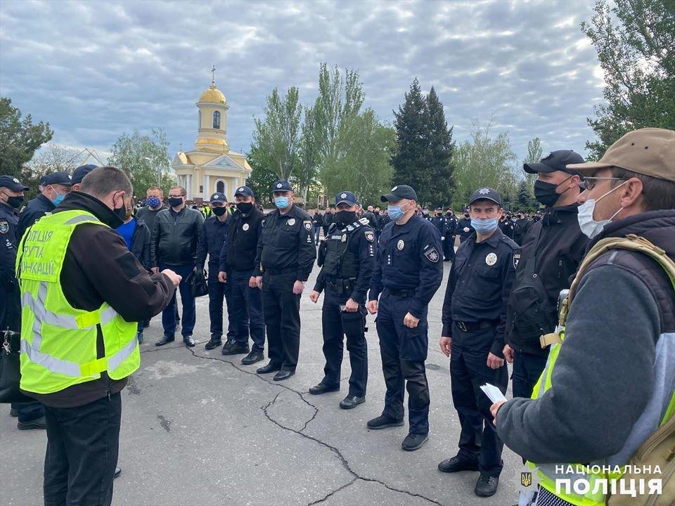 Николаевские полицейские в праздничные дни работают в усиленном режиме, - ФОТО, фото-8