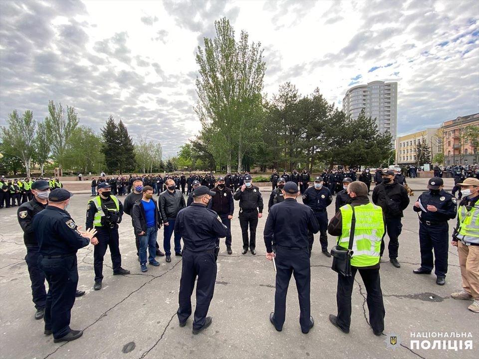 Николаевские полицейские в праздничные дни работают в усиленном режиме, - ФОТО, фото-11