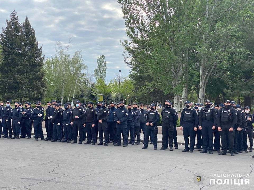 Николаевские полицейские в праздничные дни работают в усиленном режиме, - ФОТО, фото-12
